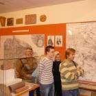 účastníci exkurzie: Satkovci, T. Kolon, V. Mrva