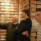 dr. G. Zsutty, Mgr. P. Nagy a Mgr. T. Kolon